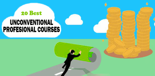 Unconventional Professional Courses