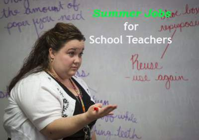 Summer Jobs for School Teachers