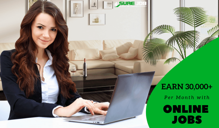 24 Best Online Jobs From Home Without Investment 20k Pm