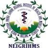 NEIGRIHMS Recruitment 2016 – Posts of Assistant Professor & Research Scientist