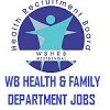 WB Health Department Recruitment for 7 Vacancies of Consultant & other posts-2015