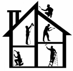 fixing house