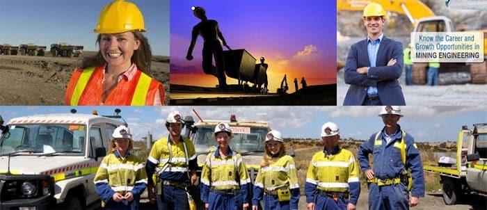 career in mining