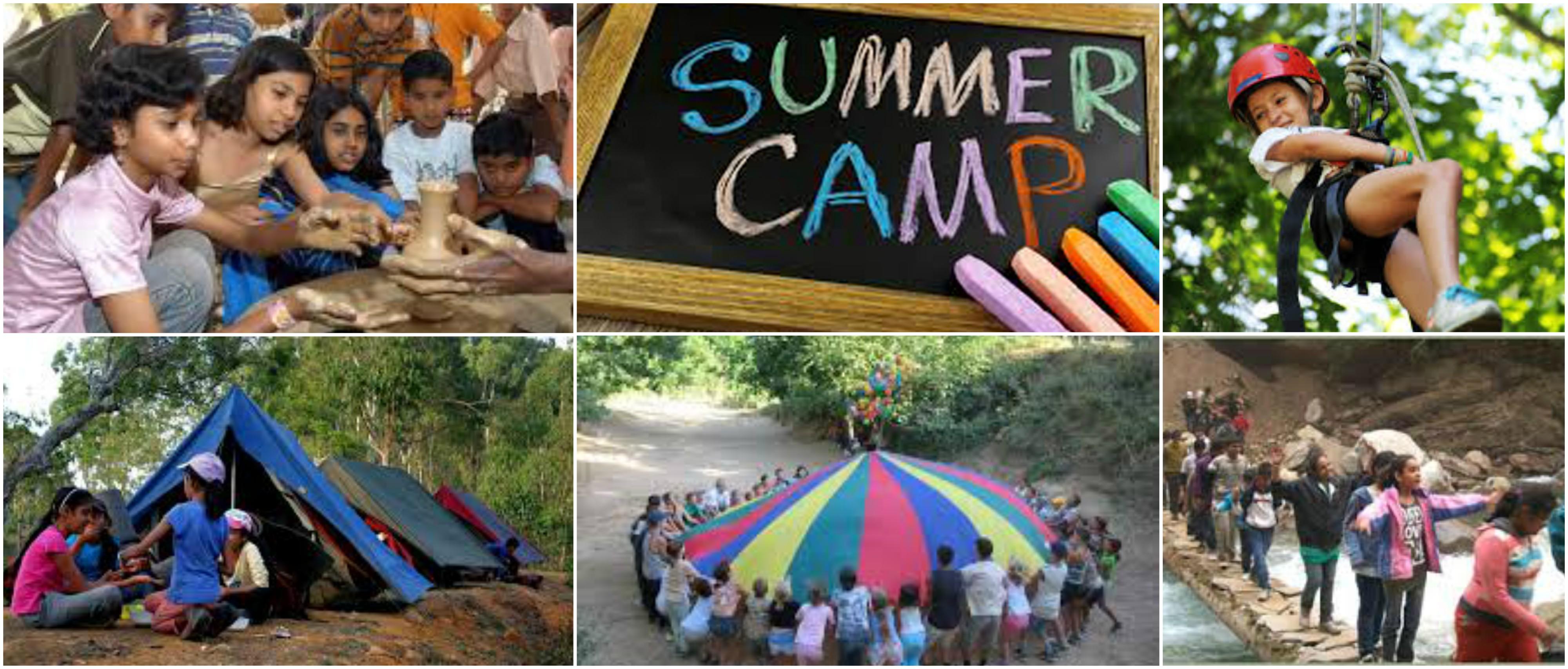 Summer camp ufv