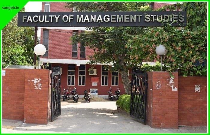 FMS Delhi