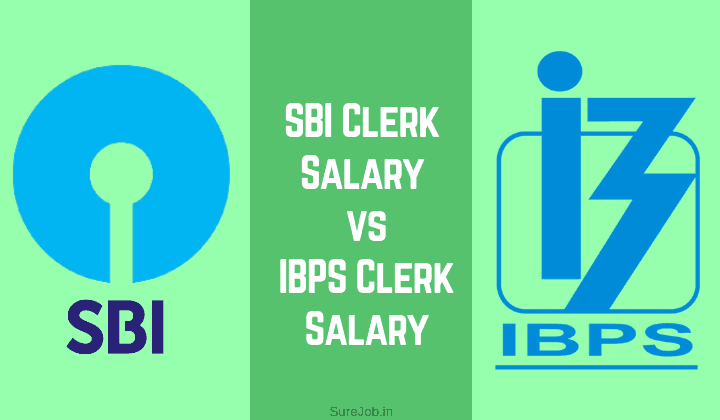 sbi clerk salary