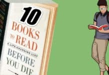 books to read before you die