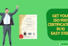 Get ISO 9001 Certification