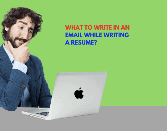 What to Write in an Email When Sending a Resume