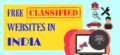 30 Free Classified Websites in India